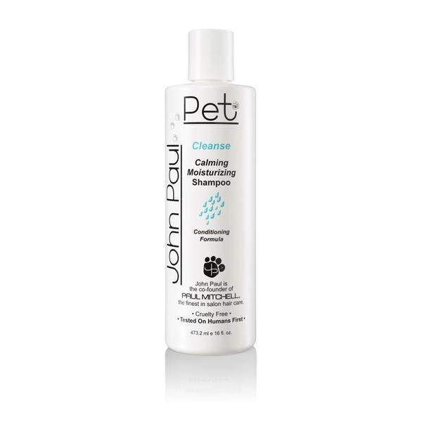 John Paul Pet Calming Moisturizing Pet Shampoo