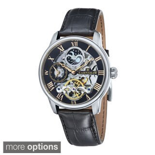 Earnshaw Men's Longitude Automatic Watch