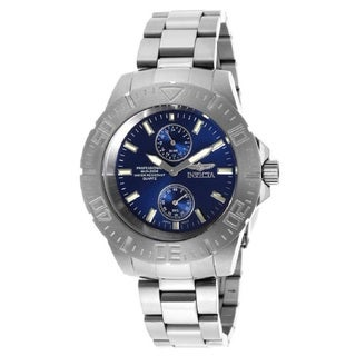 Invicta Men's 14346 'Pro Diver' Stainless Steel Watch