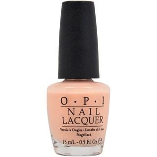 OPI 'You Callin' Me A Lyre?' Sheer Pink Nail Polish
