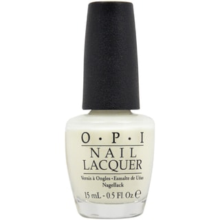 OPI 'Don't Touch My Tutu!' White Nail Polish