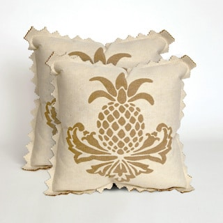 Aloha Indoor-Outdoor 20 in Square Pillows (Set of 2)
