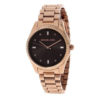 Michael Kors Women's MK3227 'Blake' Rose Gold Stainless Steel Watch