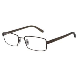 Calvin Klein Readers Men's CK7282 Rectangular Reading Glasses