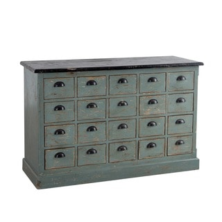 Valsetz 20-drawer Dresser (India)