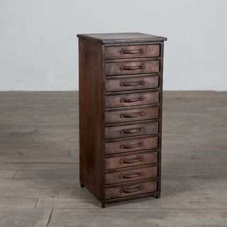 Declan 10-drawer Chest (India)