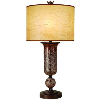 Marquis Glass Table Lamp