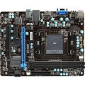 MSI A55M-E33 Desktop Motherboard - AMD A55 Chipset - Socket FM2+
