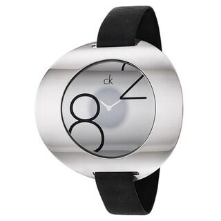 Calvin Klein Women's 'Ray' Stainless Steel Swiss Quartz Watch