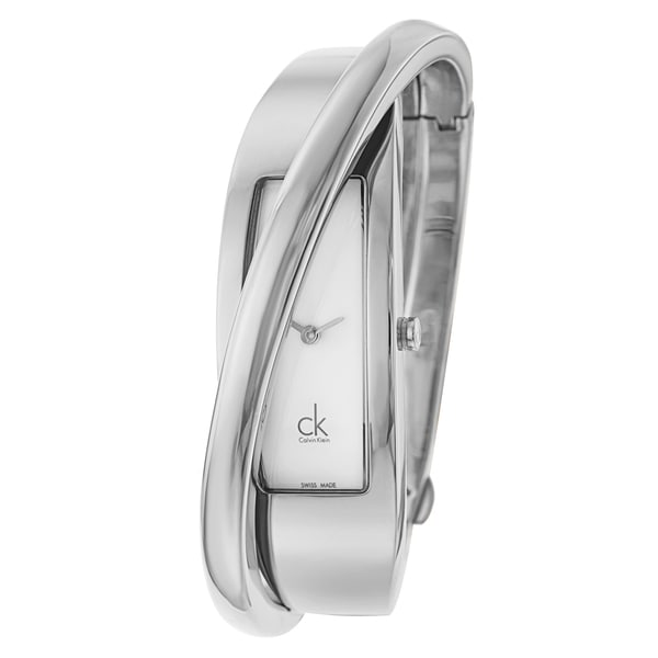 Calvin Klein Women's Stainless Steel Swiss Quartz Watch 12242560