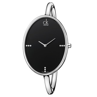 Calvin Klein Women's 'Sartoria' Stainless Steel Swiss Quartz Watch