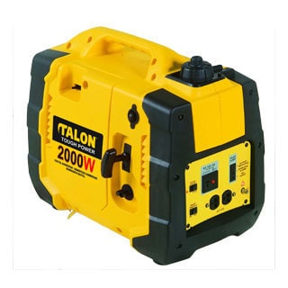 Talon 2,000w Inverter Gas Generator
