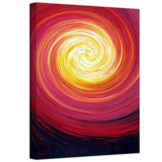Art Wall Herb Dickinson 'Nova' Gallery-wrapped Canvas Art