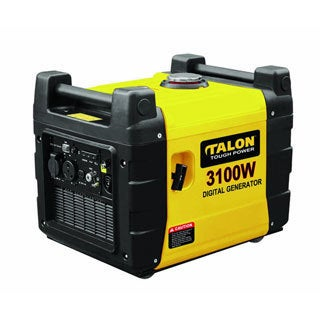 Talon 3,000w Inverter Gas Generator