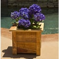 Redwood Planter