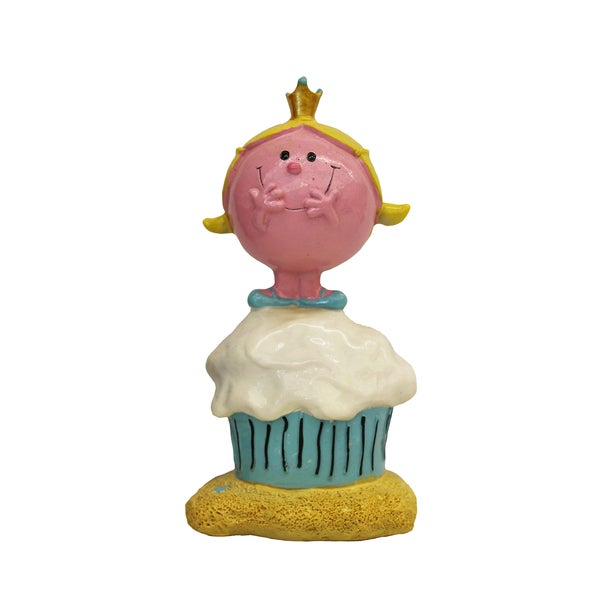 Little Miss Princess Aquarium Ornament