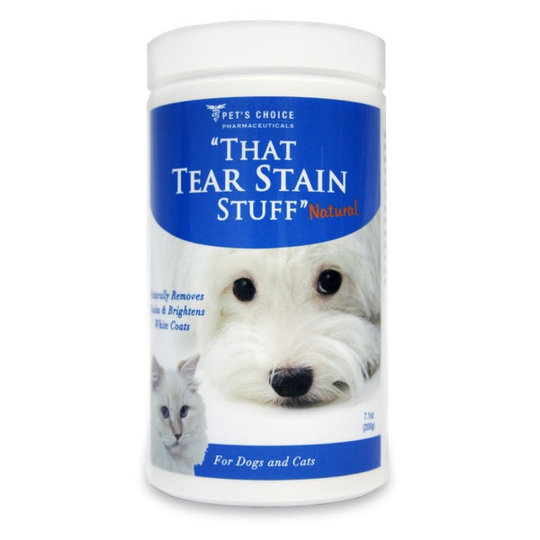 That Tear Stain Stuff All Natural Supplement for Pets (200 gm)