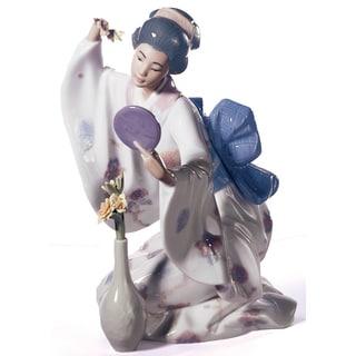 Lladro 'Mirror Mirror' Porcelain Figure