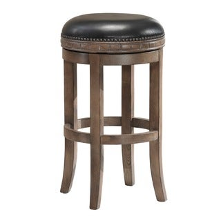 Tremont Bar Height Stool in Tan Oak