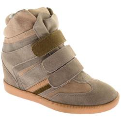 Women's BCBGeneration Anthony Dark Cashmere Maya Nubuck