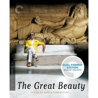 The Great Beauty (Blu-ray/DVD)