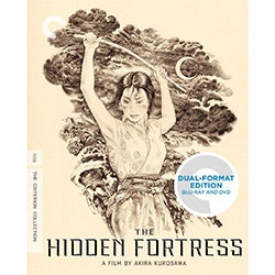 The Hidden Fortress (Blu-ray/DVD)