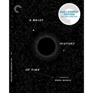 A Brief History Of Time (Blu-ray/DVD)