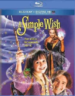 A Simple Wish (Blu-ray Disc)