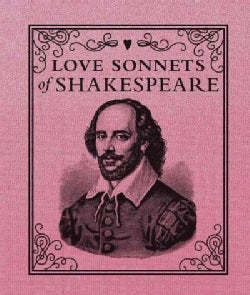 Love Sonnets of Shakespeare (Hardcover)