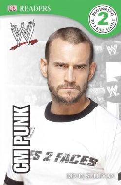 WWE CM Punk (Paperback)
