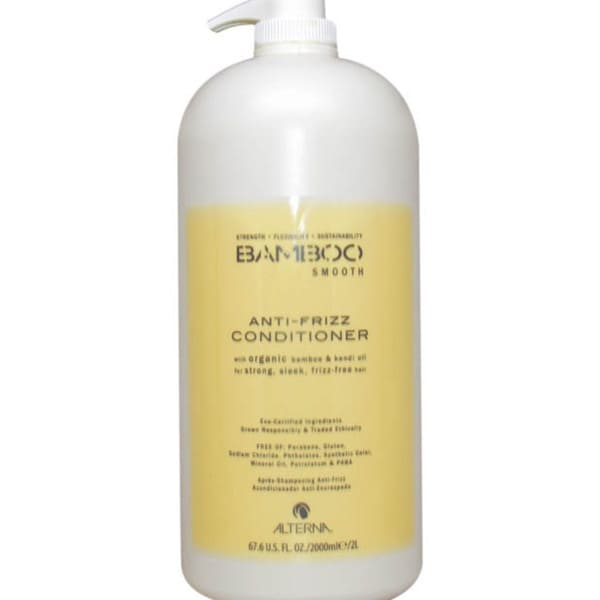 Alterna Bamboo Smooth Anti-Frizz 67.6-ounce Conditioner