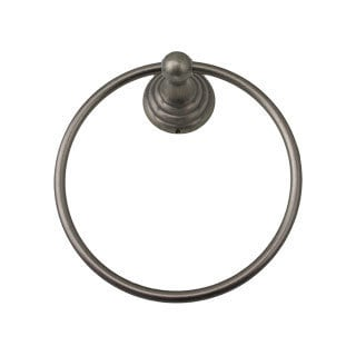 Design House Rustic Pewter Towel Ring