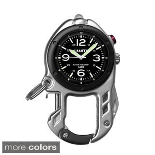 Dakota Men's Zip Watch Clip