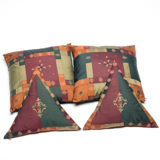 Selections by Chaumont Raphael Decorative Throw Pillows (Set of 4)