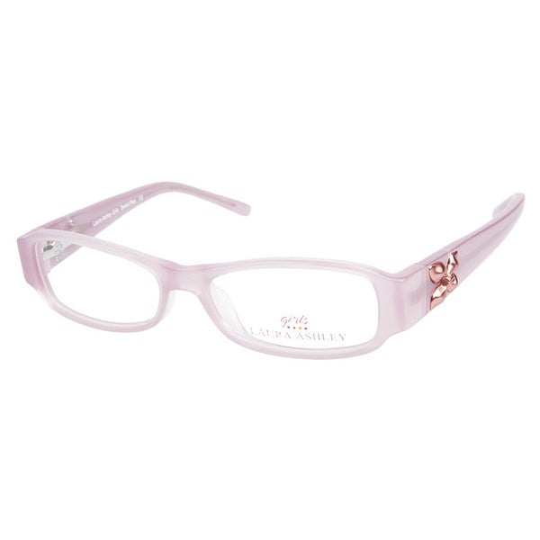 Laura Ashley Girls Sweet Pea Pink Sugar Prescription Eyeglasses