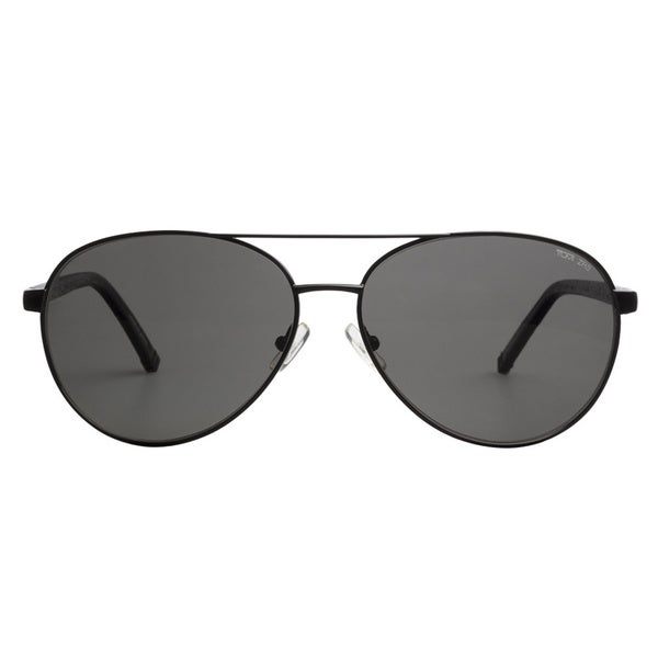 Tumi Newport Black 60 Polarized Sunglasses