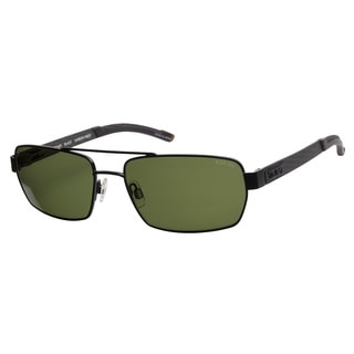 Tumi Thatcher Black 58 Polarized Sunglasses