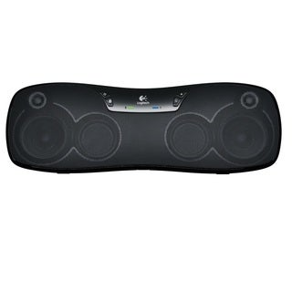 Logitech Wireless Black Boombox (Manufacturer Refurbished)