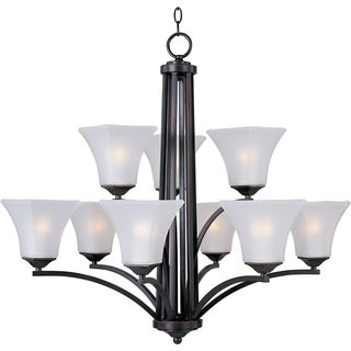 Aurora 9-light Multi-tier Chandelier