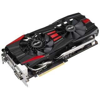 Asus GTX780TI-DC2OC-3GD5 GeForce GTX 780 Ti Graphic Card - 954 MHz Co