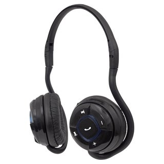 Manhattan Flex On-Ear Wireless Wraparound Headphones with Bluetooth T