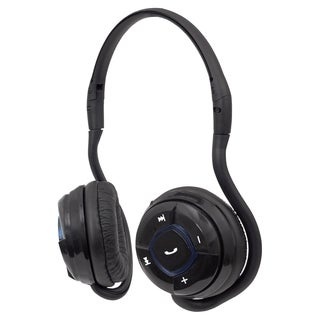Manhattan Flex On-Ear Wireless Wraparound Headphones with Bluetooth T