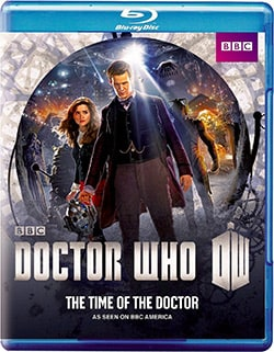 Doctor Who: The Time of the Doctor (Blu-ray Disc)