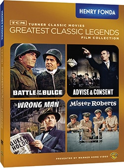 TCM Greatest Classic Films: Legends - Henry Fonda (DVD)