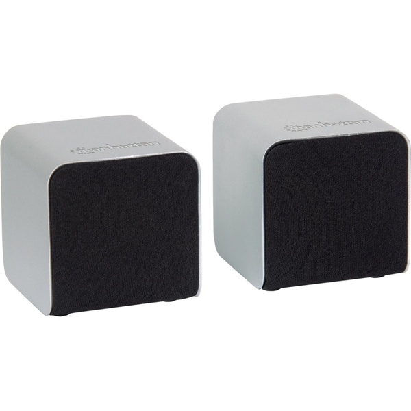 Manhattan Lyric Duo Wireless Stereo Speakers with Bluetooth Technolog