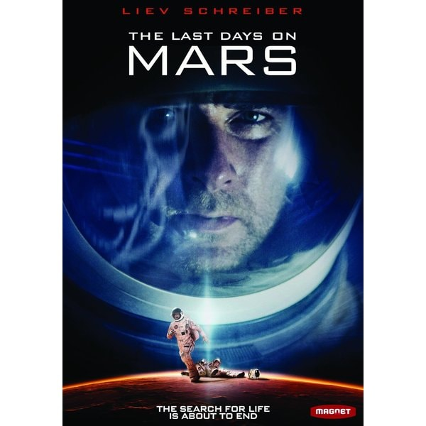 The Last Days on Mars (DVD) 12248826