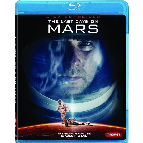 The Last Days on Mars (Blu-ray Disc) 12248827