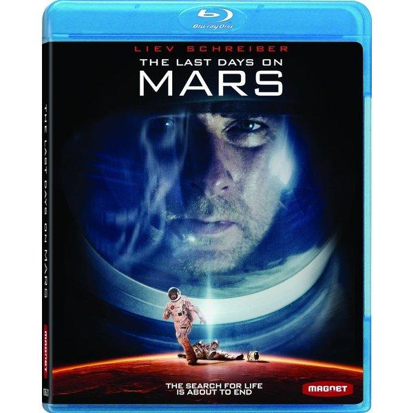 The Last Days on Mars (Blu-ray Disc) 12248827