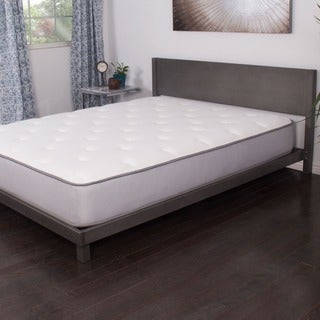 NuForm 11-inch California King-size Memory Foam Mattress with Two Bonus Memory Foam Pillows