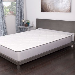 NuForm 9-inch RV Short Queen-size Firm Memory Foam Mattress with Two Bonus Memory Foam Pillows